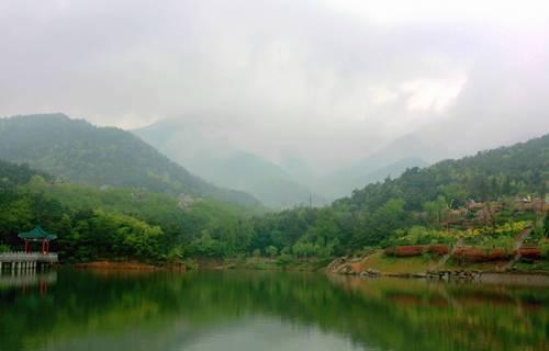 摄于山东省威海市仙姑顶名声风景区
