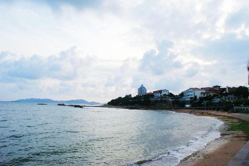 青岛海岸风情