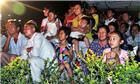 桓台农民的乡村夜生活