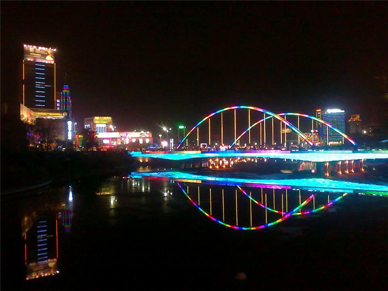 潍坊彩虹桥