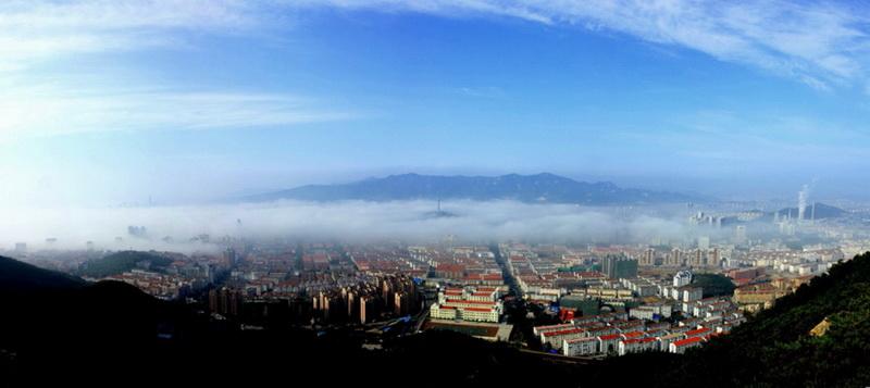威海平流雾之五