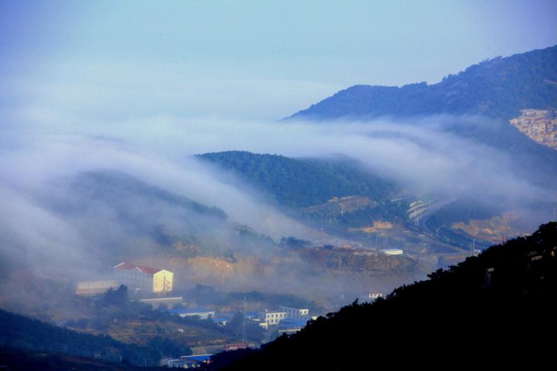 威海平流雾之十二