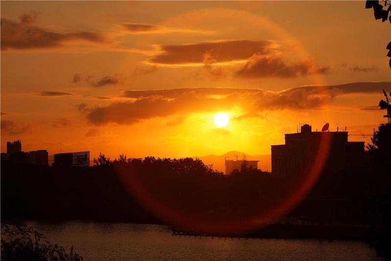 最美不过夕阳红