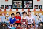 亲情-烟台SOS儿童村的妈妈和她的孩子们