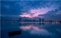 唐岛湾之夜