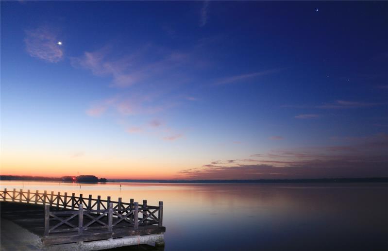 单县家乡的美丽风景