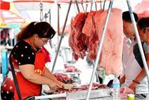 《街头肉贩》