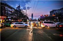 夜色泉城路