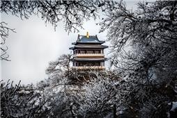 蒙山雪韵(组照)