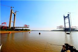 飞跨黄河桥