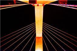 飞翔斜拉桥