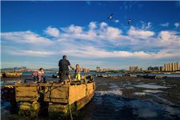 休渔的季节
