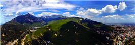 泰山全景图
