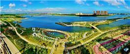 银滩潮汐湖公园