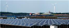 绿色能源推动新发展