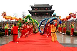古城春龙节