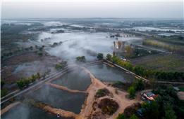 仙境大沽河