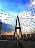 济南纬六路高架桥
