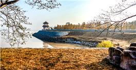 秋到黄河岸