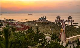 美丽烟台 浪漫海滨