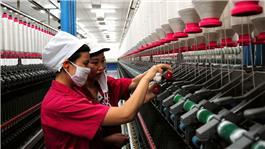 今日纺织女工