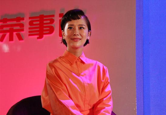 海清为荣事达站台曝曾为刘欢伴舞 因高考舍弃舞蹈图片