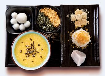 喜满年,品双圆 —鲜芋仙冬至汤圆季全品烧正式上市