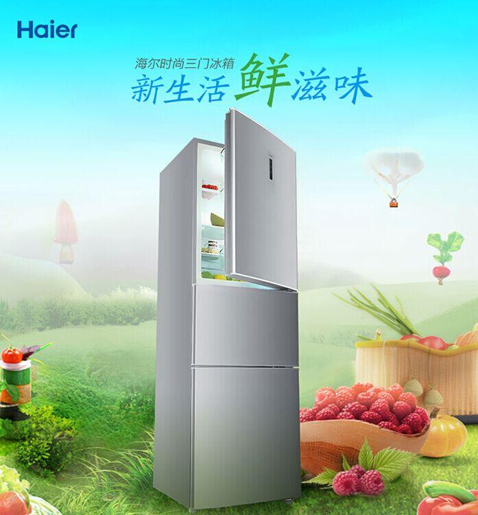 海尔冰箱 bcd-216sdn