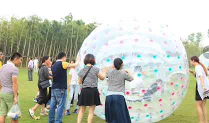 浙江兰湖旅游度假区十一试运行火爆迎客