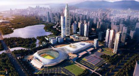 """共同推进""""互联网 """"领域和电子商务发展,而阿里就位于深圳湾后海总部"""