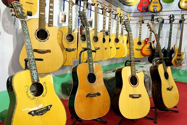 潍坊昌乐鄌郚:从吉他小镇到中国电声乐器基地的华丽变身