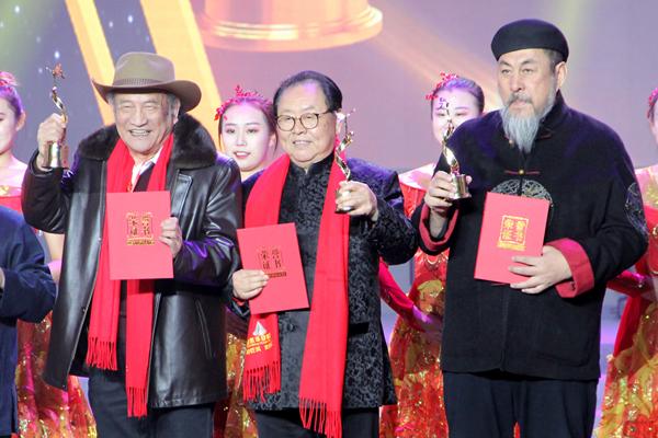 第二届金风筝国际微电影大赛颁奖 全国微电影春晚举办