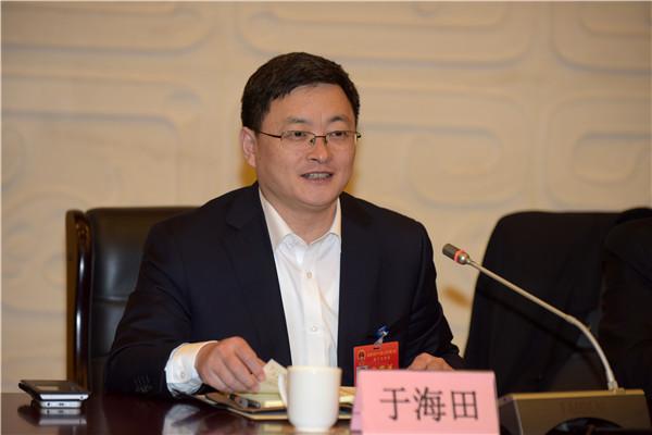 于海田参加市十五届人大三次会议临淄代表团审议时强调