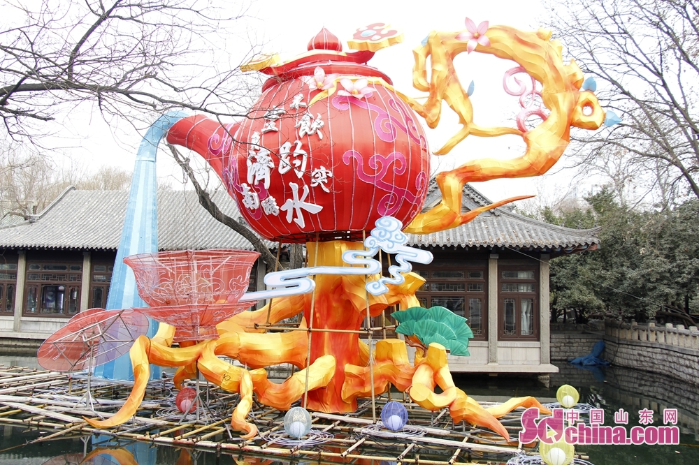With the theme of &amp;ldquo;brilliant lanterns, vigorous springs, brand-new lake and hills&amp;rdquo;, the 39th Baotu Spring Lantern Festival will kick off on Feb. 16, 2018, the first day of the first month of 2018 on the lunar calendar. Around 60 sets of festive lanterns are expected to create a colorful world for tourists in Baotu Spring Park.<br/>