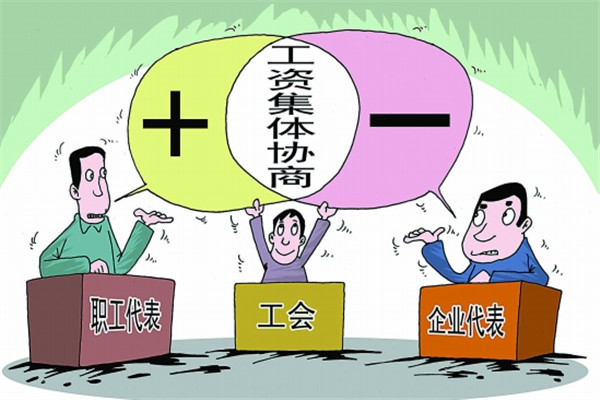 Shandong promotes collective wage negotiation