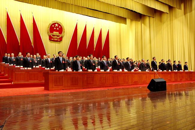 刘家义当选亿万先生人大常委会主任 龚正当选省长