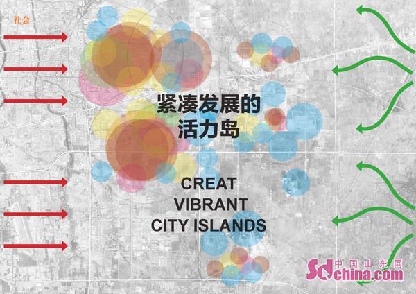 积极推进雨污混排整治,建筑外立面改造,城市美化亮化,海绵城市建设,拆