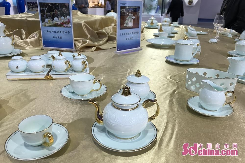 <br/>  10月11日至15日,第七届山东省文化产业博览交易会在济南国际会展中心隆重举行。