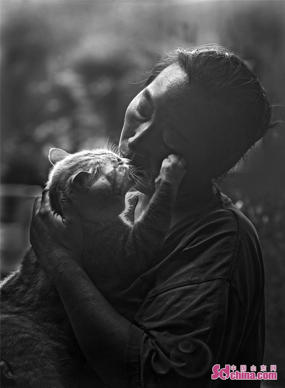 <br/>  《爱》(拍摄于济宁),该作品在2017第四届爱尔兰国际沙龙摄影展获奖(PSA)认证。