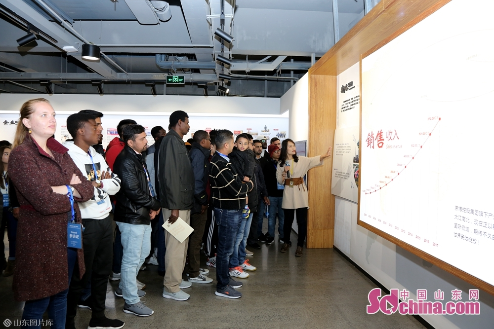 In line with the philosophy of protecting and carrying forward traditional Chinese culture, Chambroad will continue to take active measures to build a platform for cultural protection and communication.