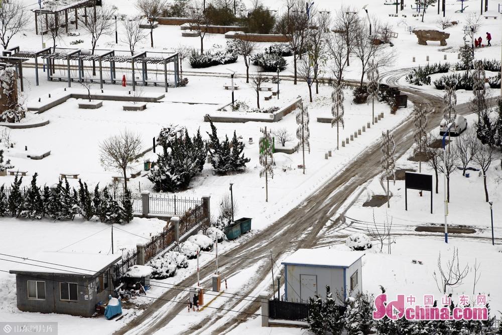 <br/>  烟台市气象台发布降雪预报:受暖湿气流和弱冷空气的共同影响,10日后半夜开始到11日,烟台有一次较为明显的降雪天气过程,预计全市阴有中雪,北部局部大雪;南风转北风,海面6-7级,阵风8级,陆地5-6级,阵风7级。降雪对交通将产生较大影响,烟台市气象台10日17时继续发布道路结冰橙色预警信号。请注意防范。