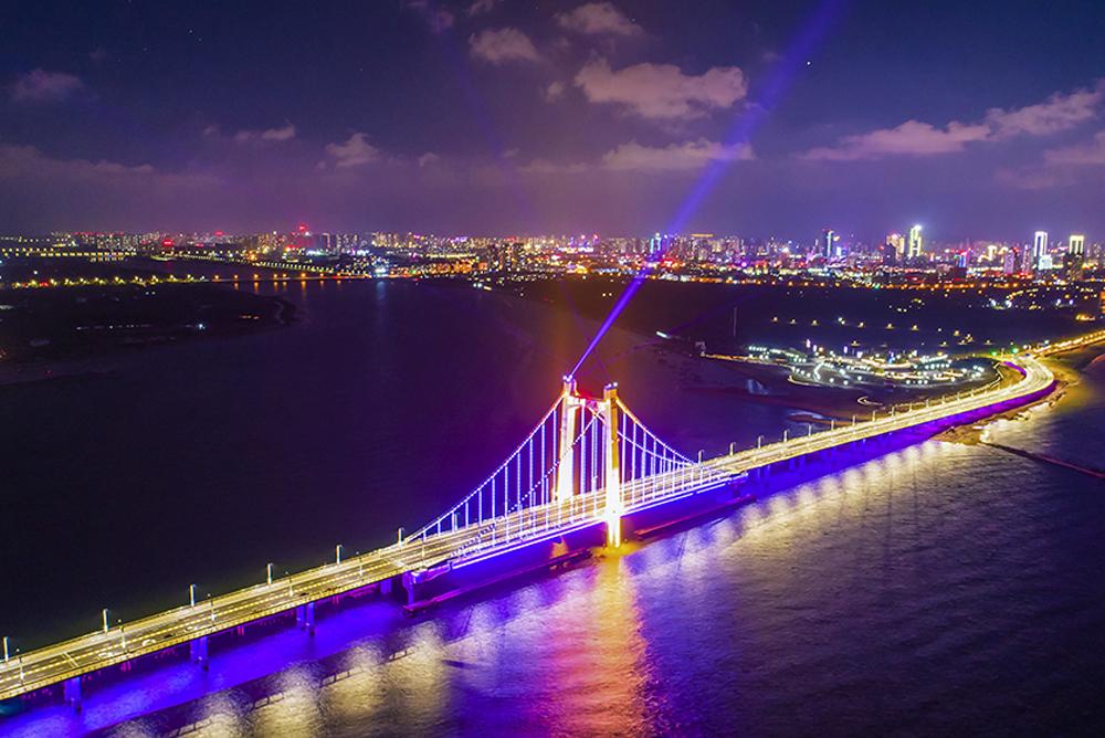 《新夹河大桥》(王仁勇)<br/>
