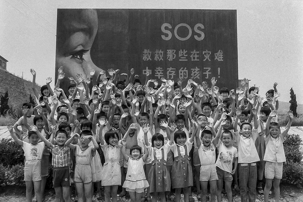 1989年,烟台国际SOS儿童村首批孤儿入驻。烟台SOS儿童村是烟台市政府与国际儿童村组织合作兴办的儿童福利机构。(孙强)<br/>