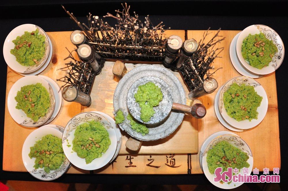 翡翠小豆腐。<br/>