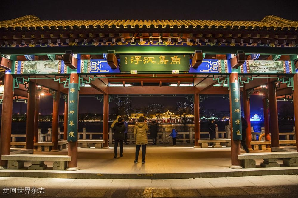 <br/>  2009年,大明湖荣膺中国世界纪录协会&amp;ldquo;中国第一泉水湖&amp;rdquo;称号。<br/>