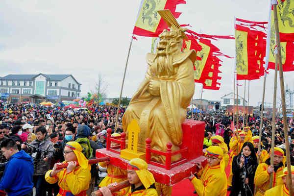 实拍田横祭海 领略根植于民间的祈福渔文化