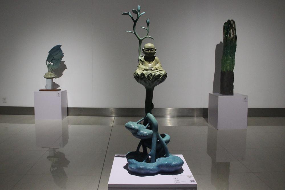 """探秘中国青年雕塑家邀请展 邂逅艺术与美的""""真心话大冒险"""""""