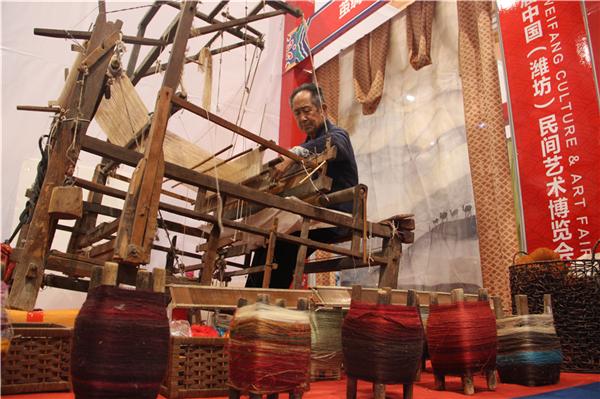 第三届中国民间艺术博览会开幕 静待山花奖出炉