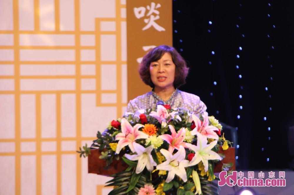 <br/>  中国妇女研究所副所长姜秀花以&amp;ldquo;孟母教子&amp;rdquo;的文化启示&amp;rdquo;为主题发表主旨演讲。