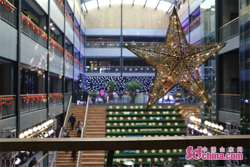 このほど、記者は済南国際革新デザイン産業パークを訪れた。